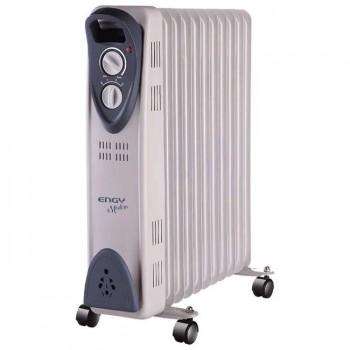 Масляный радиатор Engy EN-2211 Modern (11 секций 2500Вт) белый (015122)
