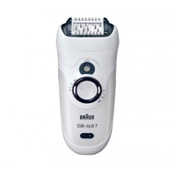 Braun 7281 Silk-epil Xpressive эпилятор аккумуляторный, 40 пинцетов + 3 насадки