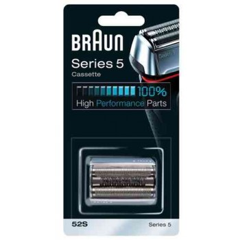 52S Бритвенная кассета Braun 5 серии (52S) тип 81384830