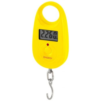 Безмен электронный (весы ручные) Energy BEZ-150 25кг/5г, желтый