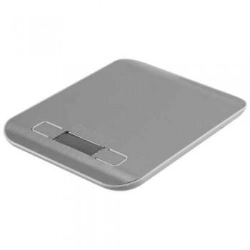 Energy EN-428 Электронные кухонные весы 5кг/1г цвет-металлик