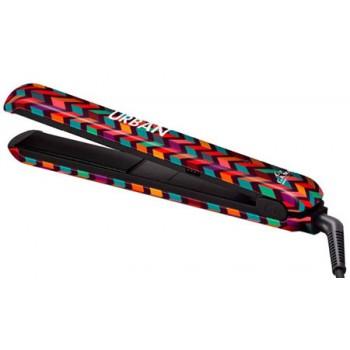 GA.MA P 21.Urban Chew выпрямитель для волос, пластины керамические, 40 Вт, цветной дизайн