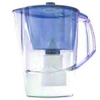 Барьер Норма фильтр для воды (индиго) 3,6л, механический индикатор ресурса