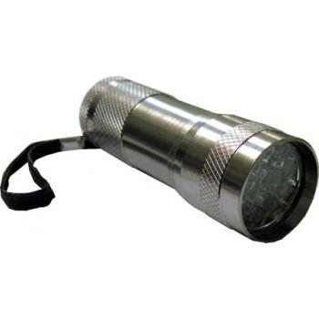 Фонарь ручной (LED-14) светодиодный металлический