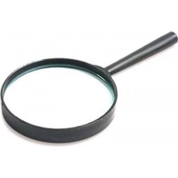Лупа (пласт. ободок) диаметр 80 мм