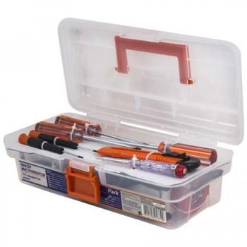 Набор инструментов 25 предмета NABIN51 Park (356351) в прозрачном ящике