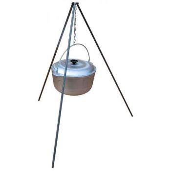Тренога костровая 1 м сталь, профиль- круг (10 мм)