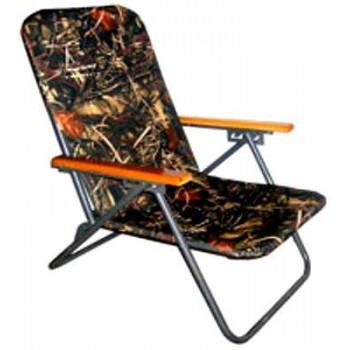 Кресло раскладное №3 с подлокотниками Риф (4 положения спинки)