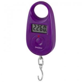 Безмен электронный (весы ручные) Energy BEZ-150 25кг/5г, синий