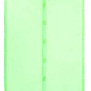 Противомоскитная сетка Irit IRG-604 100х210 см, 12 магнитов, цв. зеленый