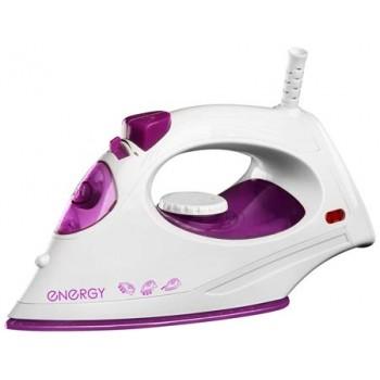 Утюг с паром Energy EN-336 1800Вт (тефлоновая подошва) фиолетовый