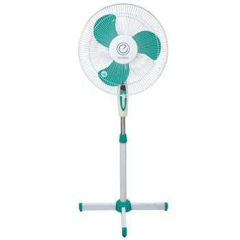 Вентилятор напольный Energy EN-1659 диам.40см,40 Вт,3 скорости, зеленый (2 шт. в коробке)
