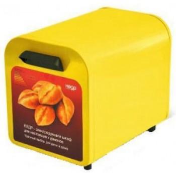 Жарочный шкаф КЕДР ШЖ-0.625/220 (электродуховка) желтый цвет