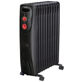Масляный радиатор Engy EN-1911 (11 секций 2500Вт) черный