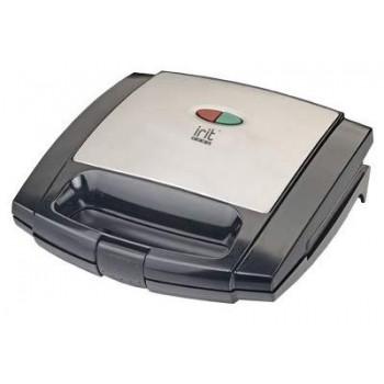 Сэндвичница (бутербродница) Irit IR-5117 750Вт (черная)