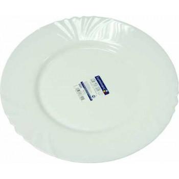 Тарелка Luminark обеденная Трианон,  24.5 cм