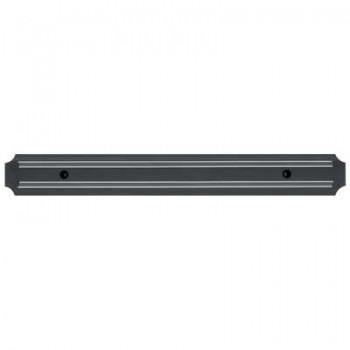 Магнитный держатель для ножей MKH-38P, длина 38 см, ширина 4.8 см, материал: пластик (985452)