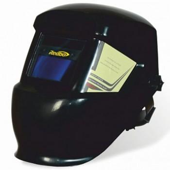 Маска сварщика Redbo LYG-4400 хамелеон, черная