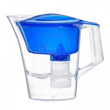 Барьер Танго фильтр для воды (синий с узором) 2,5л