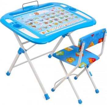 Комплект детской мебели Nika Kids NKP1/1 (для 3-7 лет) тема Азбука