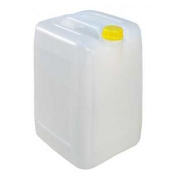 Канистра с крышкой Радиан 20.0л пластмассовая белая