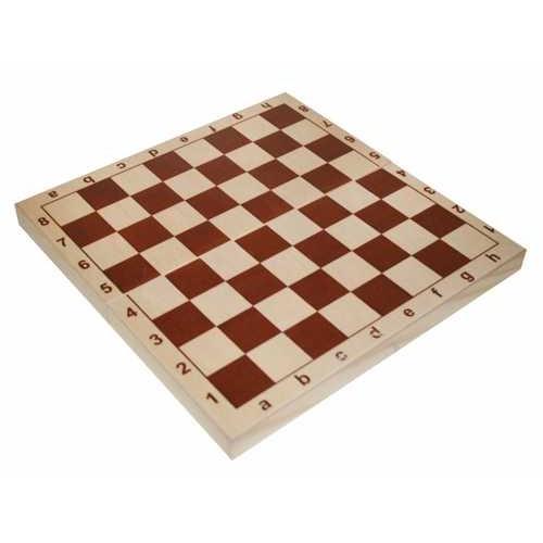 Доска шахматная Р-8 Обиходная лакированная