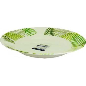 Тарелка Luminark суповая Зеленый лес, 22 cм