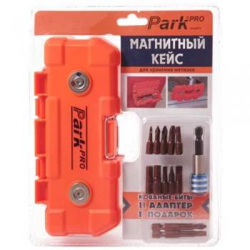 Магнитный кейс с набором бит NABIN73 Park (356373)