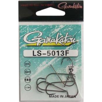 Крючок Gamakatsu LS-5013F № 2 (в упак.7шт)