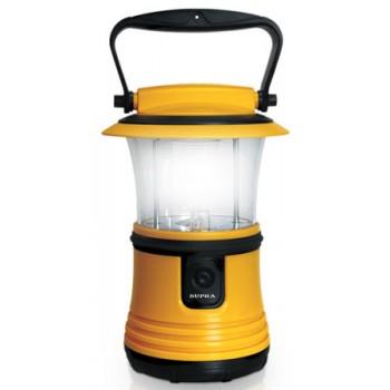 Фонарь кемпинговый Supra LED-12 SFL-LT-12L светодиодный yellow
