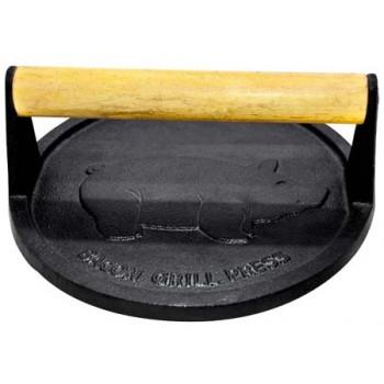 Пресс для гриля круглый чугунный с дер.ручкой, серия PRESSA, диаметр 18см (985061)