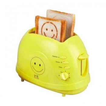 Тостер Irit IR-5103 700Вт (изображение на тостах в виде Улыбки)