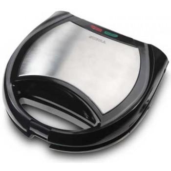 Вафельница Supra WIS-444 (750Вт, антипригарное покрытие) 4 в 1: вафельница, орешница на 12 половинок, сендвичница, гриль