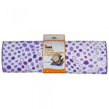 Коврик для сушки посуды из микрофибры MDM-01-XL (45*50см) 310261