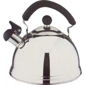 Greys KS-432 Чайник со свистком 3.0л нержавеющая сталь