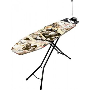 Доска гладильная Haushalt Bruna Fashion (HBF) Металл 1220х340мм