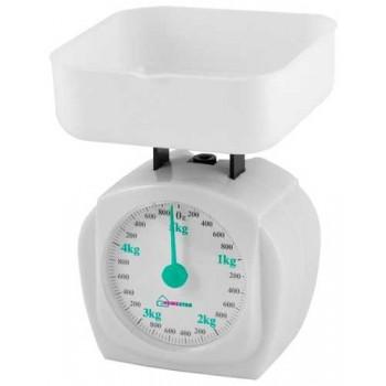 Весы кухонные механические с чашей Homestar HS-3005М 5 кг белые
