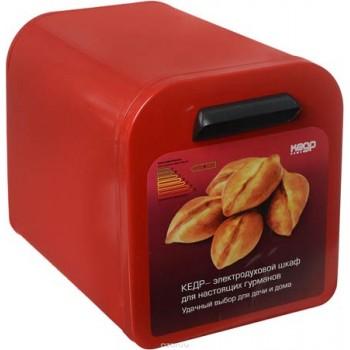 Жарочный шкаф КЕДР ШЖ-0.625/220 (электродуховка) красный цвет