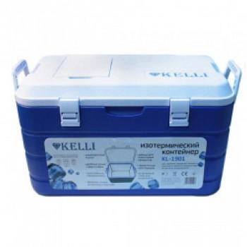 Изотермический пластиковый контейнер Kelli KL-1901-60, 60л