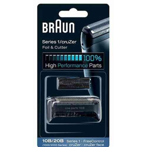 10B Сетка Braun FreeControl 1000series в сборе + нож (10B) тип 81296058 (5729761)
