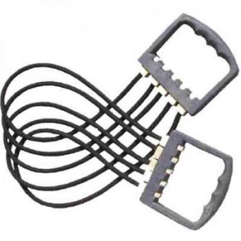 Эспандер плечевой подростковый (5 съёмных регулируемых по длине жгутов)