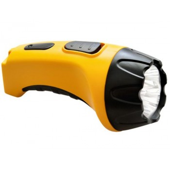 Фонарь ручной (LED-15) светодиодный аккумуляторный