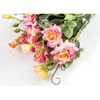 Цветок Розочка кустовая (003833)