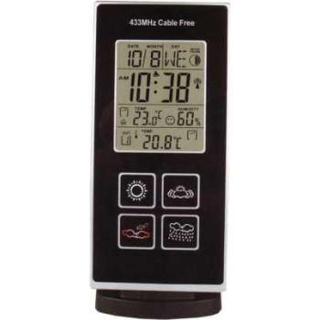 Метеостанция цифровая ЦМ 018 РД с радиодатчиком