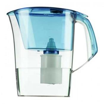 Барьер Премия фильтр для воды (голубой) 2,5л микропроцессорный индикатор ресурса