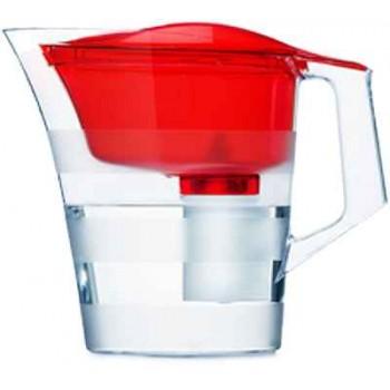 Барьер Твист фильтр для воды (красный) 4л