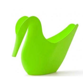 Лейка для цветов Пластик 1.7л Лебедь (декоративная) Пл-С27