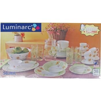 Столовый сервиз Luminark Сельма, 6 персон, 38+7пр.