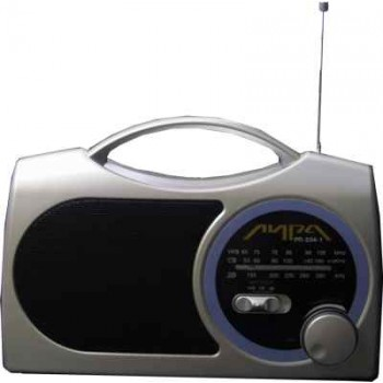 Радиоприёмник Лира РП-234-1 УКВ/FM-СВ-ДВ