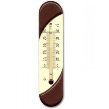 Термометр комнатный Стеклоприбор Сувенир П 9 (пластик)